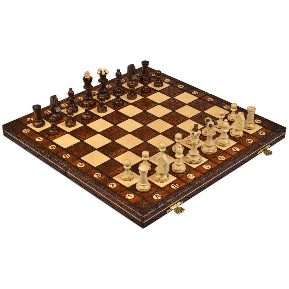Шахматы Wegiel Junior (2009)