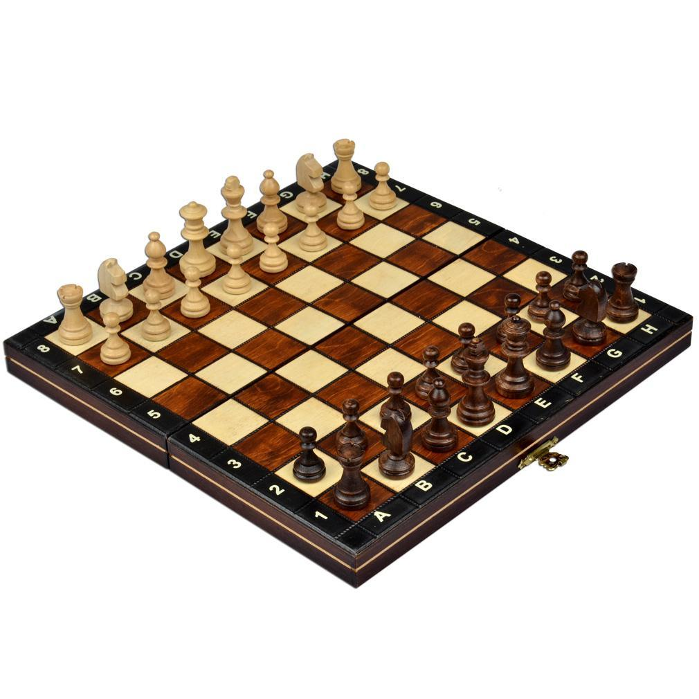 Шахматы Wegiel Магнитные Большие (2033)