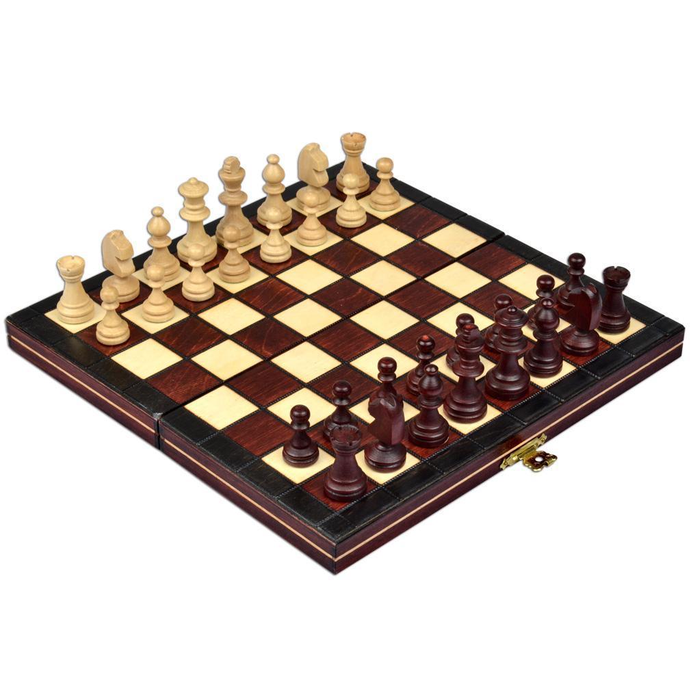 Шахматы Wegiel Магнитные Малые (2029)