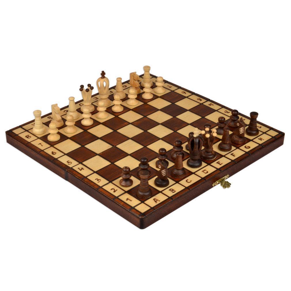 Шахматы Wegiel Royal-36 (2022)