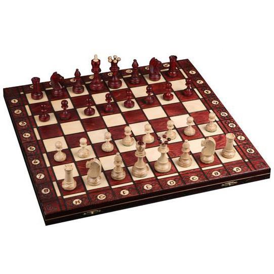 Шахматы Wegiel Senator (201401)