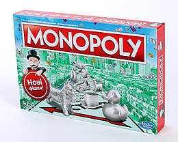 Настольная игра Hasbro Монополия Классическая (украинская) (5010993432066)