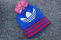 Шапка зимняя Adidas / NR-SPK-406 (Реплика)