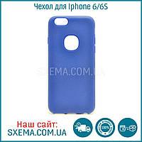 Чехол-накладка для Iphone 6/6S силиконовый Silicone Case