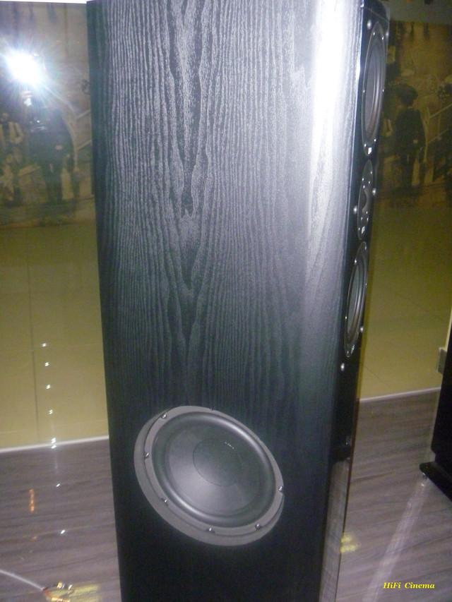 боковой драйвер акустической системы HECO Music Style 800