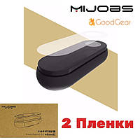 Пленка защитная Mijobs для экрана фитнес-трекера Xiaomi Mi Band 2 OLED 2 шт