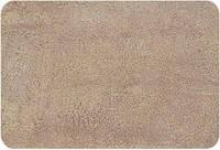 Коврик д/ванної polyester LAMB  55х65  світло -коричневий_10.15280