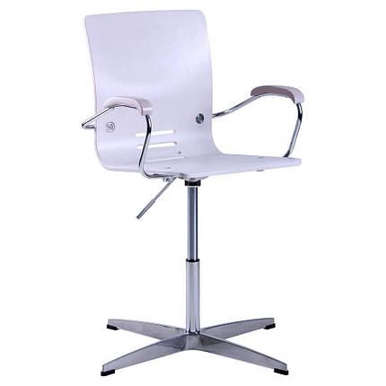 Кресло Фиджи хром Дуб беленый, фото 2