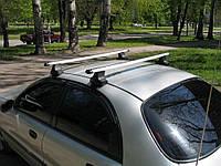 Автобагажник KBR для установки на гладкую крышу