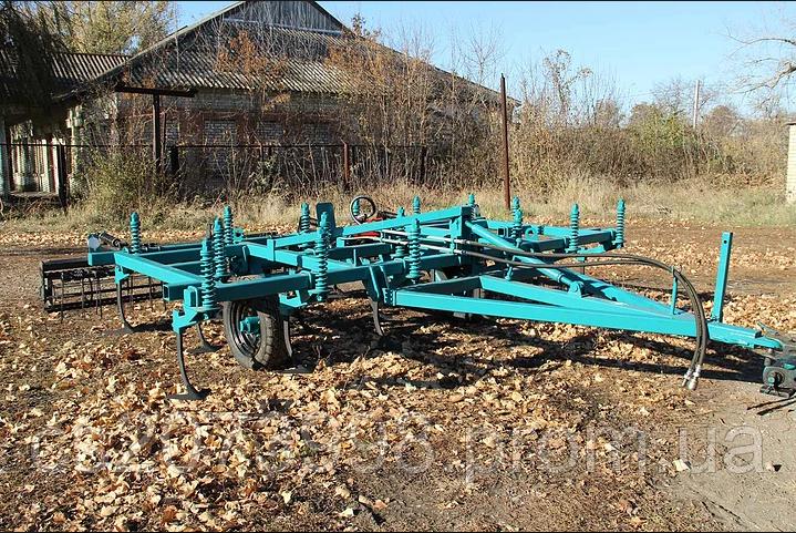 Культиватор для сплошной обработки почвы КПС-4