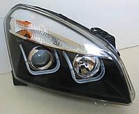 Nissan Qashqai J10 Mk1 оптика альтернативная передняя U type