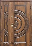 Двери входные металлические Optima Big серия VELA