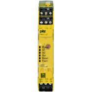 Реле безпеки PNOZ s2 24VDC 3 n/o n 1/c