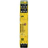 Реле безпеки PNOZ s2 24VDC 3 n/o n 1/c, фото 2