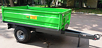 Прицеп-самосвал к трактору ПТС-2М (г/п 2,2 т, кузов 2,3х1,6 м)