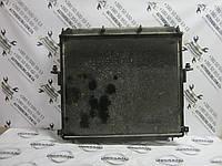 Радиатор двигателя Nissan Navara D40
