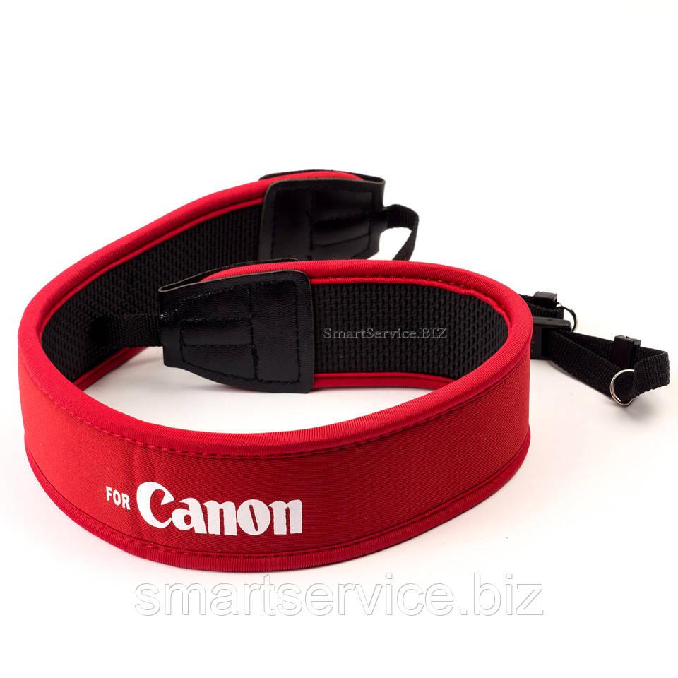 Нашейный ремень для зеркального фотоаппарата Canon