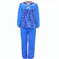 Тёплая пижама женская, пижама начес, размеры 40, 42, 44, 46, 48, 50, 52, 54, 56, 58, 60, 62.