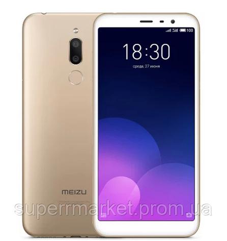 Смартфон MEIZU M6T 32GB Gold Global, фото 2