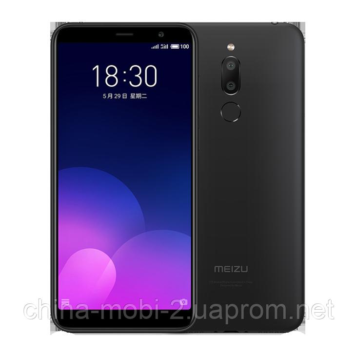 Смартфон MEIZU M6T 32GB Black EU
