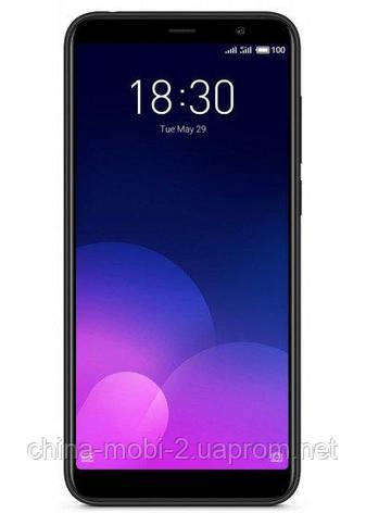 Смартфон MEIZU M6T 32GB Black EU, фото 2