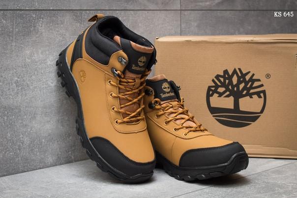 Ботинки Timberland Canard Oxford (песочные)