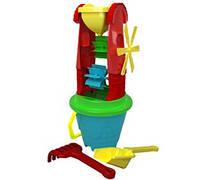 Водно-песочная игрушка Мельница
