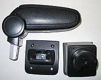 VW Passat B6 подлокотник ASP черный текстильный
