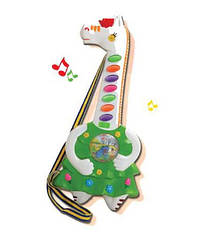 Гитара игрушечная, жираф