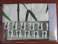 Занавеска для душа ARYA Bambo 180x180 см. 1353003