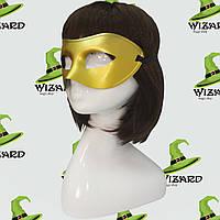 Венецианская маска Инкогнито (золото)