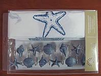 Занавеска для душа ARYA Sea Star 180x180 см. 1353031