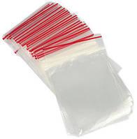 Пакеты с зип замком Zip-Lock 50*70мм (100шт)