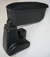 Renault Megane 3 подлокотник Botec черный тканевый