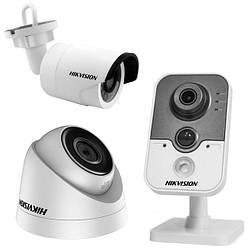 Видеокамеры ІР Hikvision