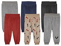 Штанишки велюровые, штаны для малышей, ползунки lupilu с 62 до 92 рост
