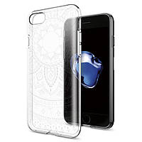 Чехол Spigen для iPhone 8 / 7, Liquid Crystal, Shine Clear (042CS20959), фото 1