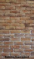 Декоративная плитка Вавилон коричневий