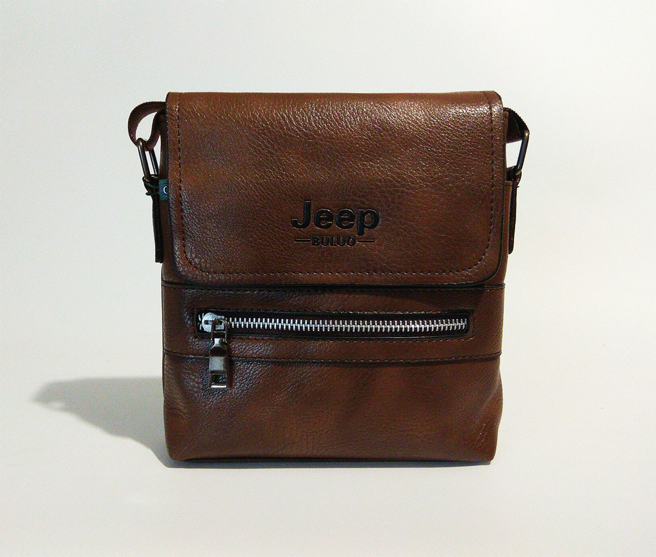 Мужская сумка через плечо Jeep