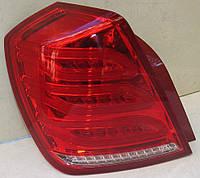 Chevrolet Lacetti 4 двери седан оптика задняя Benz W222 / Led taillights Benz style W222