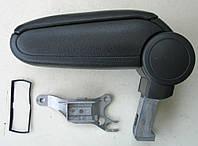 Audi A6 C5 подлокотник ASP черный виниловый