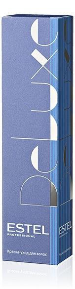 10/116 Фарба-догляд De Luxe Cвітлий блондин попелясто-фіолетовий посилений