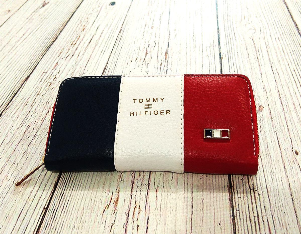Стильный кошелек, клатч Tommy Hilfiger