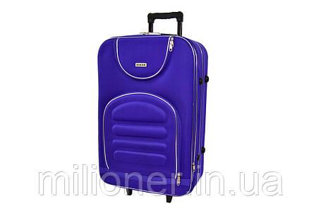 Чемодан Siker Lux (большой) фиолетовый, фото 2