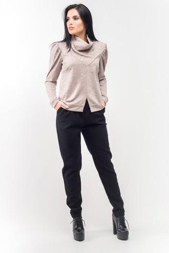 """Красивый ангоровый свитер """"Тетрис 3"""""""