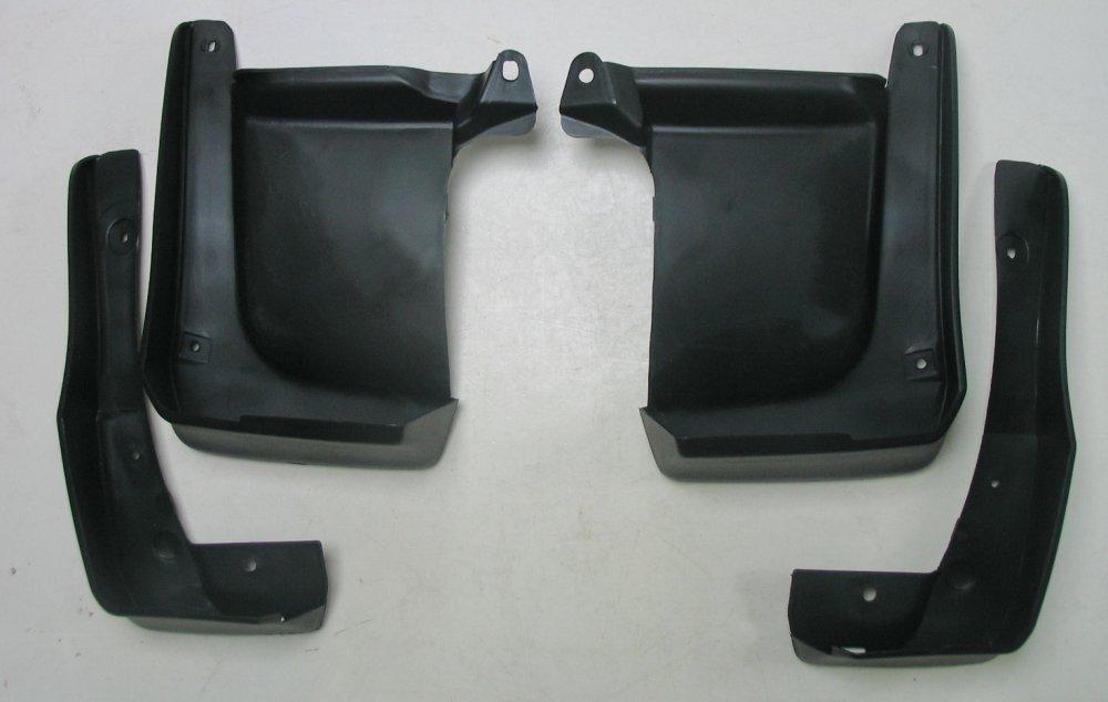 Honda Accord 9 брызговики ASP колесных арок передние и задние полиуретановые
