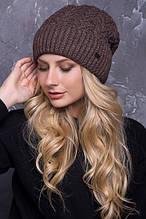 Стильна молодіжна шапка на флісі
