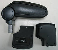 Kia Rio 2012- (K2) подлокотник ASP черный виниловый