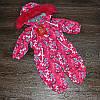 Комбинезон сдельный Reimo (Реймо) для девочки 80р
