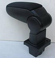 Skoda Octavia A5 подлокотник ASP черный тканевый